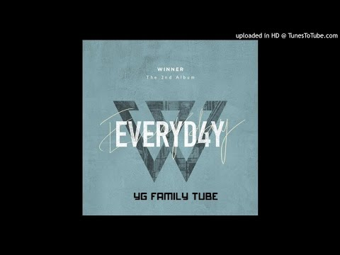 [Full Audio] WINNER - RAINING [The 2nd Album]