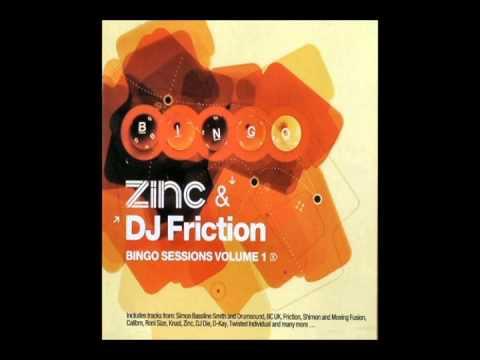 DJ Friction Bingo Sessions VOL 1 CD 2 (2004)