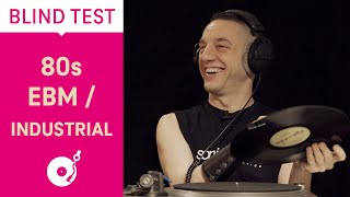 Blind Test // EBM - Industrial (Electronic Beats TV)