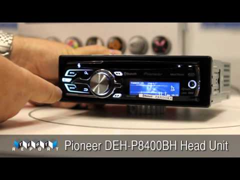 pioneer deh p8400bh head unit review Pioneer Deh 1300Mp Wiring Harness