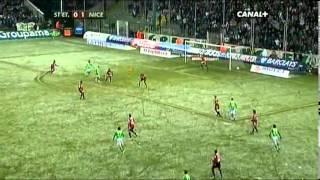 Saint-Etienne - OGC Nice (2008-2009)
