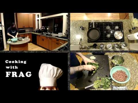 Cooking w/ Frag (S3/E6) - Red Beans and Rice