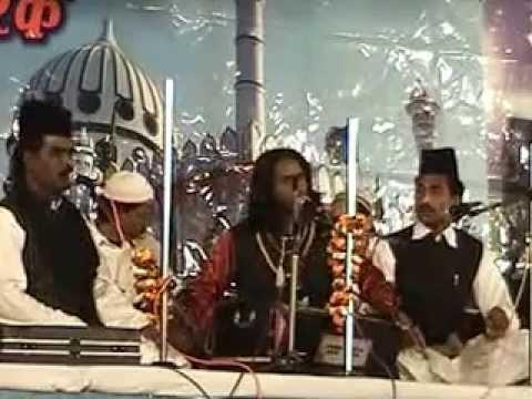 Thakur Avendra singh chohan qawwal 09214949181 aziz mian voice   YouTube