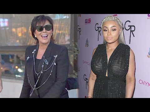 Kris Jenner is Willing to Offer Blac Chyna $5,000,000 to 'Walk Away' | Splash News TV