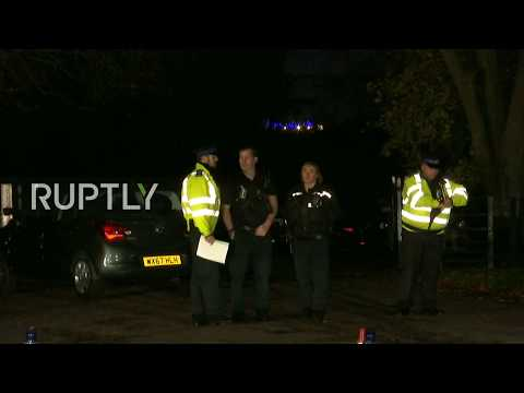 LIVE: Plane and helicopter crash mid-air in UK
