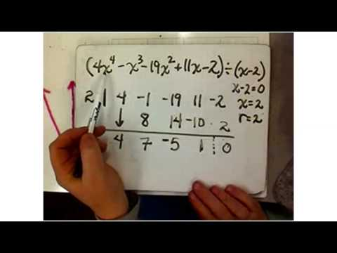 Algebra 2 Chapter 5 Review - YouTube