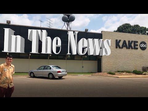 IN THE WICHITA NEWS (Wichita Summer 2017 Ep.14)