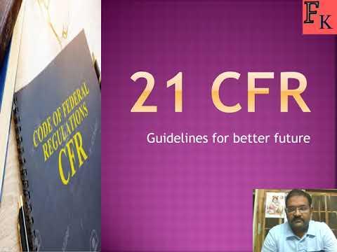 21 CFR! US