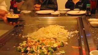 Японский ресторан Хикари, Лас Вегас, январь 2010