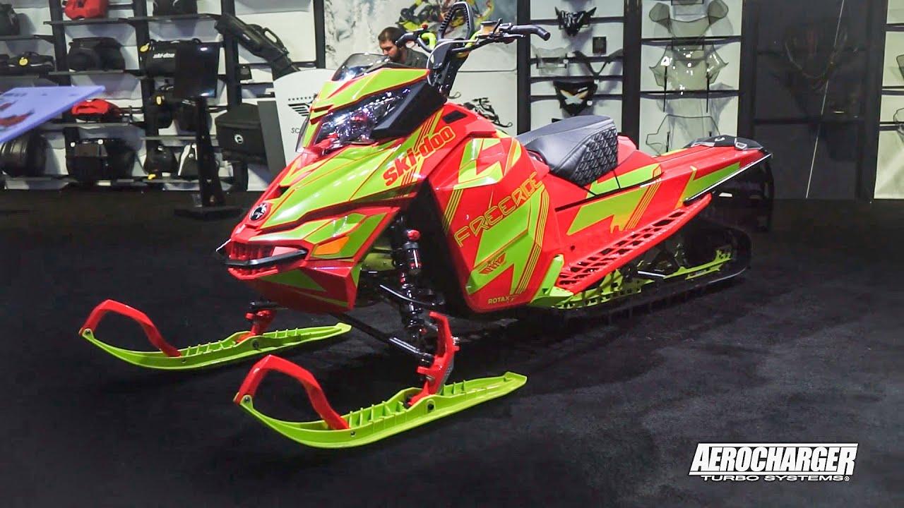 2016 Ski-doo Snowmobiles