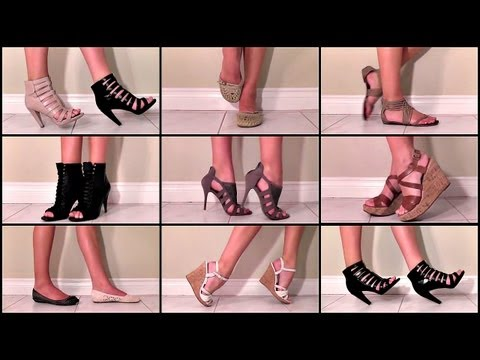 Aldo Shoe Collection