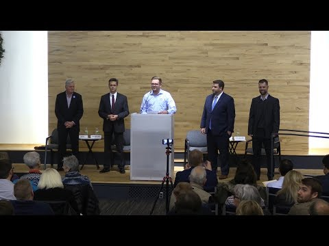 Kansas House District 3 Democratic Congressional Candidate Forum 12/19/17 (FULL VIDEO)