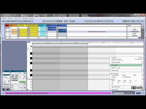 PsyTrance con Ableton Live 9 (tutorial...