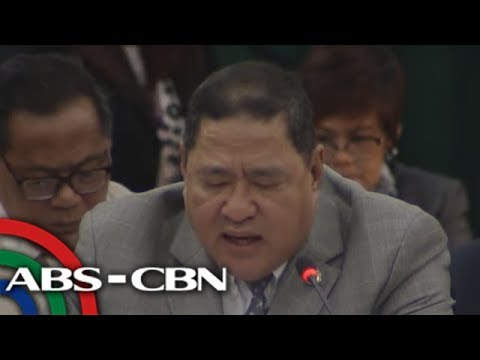 ANC Live: House panel resumes hearing on Sereno impeachment complaint