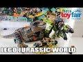 LEGO Jurassic World Product Walkthrough at Toy Fair 2019