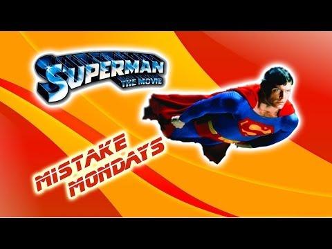Superman (1978) Movie Mistakes