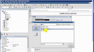 cognos tutorial 13 drill through report