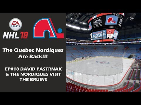 Ep. 18 David Pastrnak & The Nordiques Visit The Bruins | The