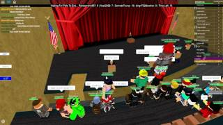 Donald Trump Wins The ROBLOX Election!