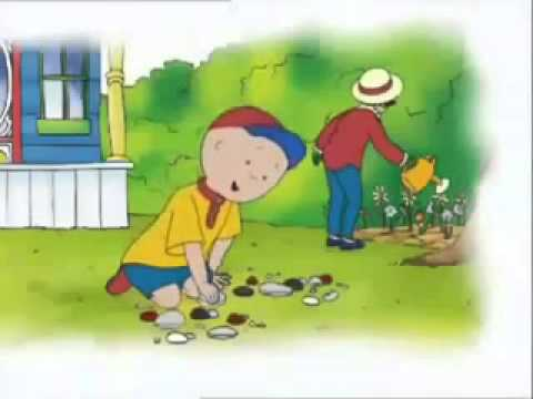 Caillou hat ein Hobby gefunden - YouTube Caillou Family Collection 9 13