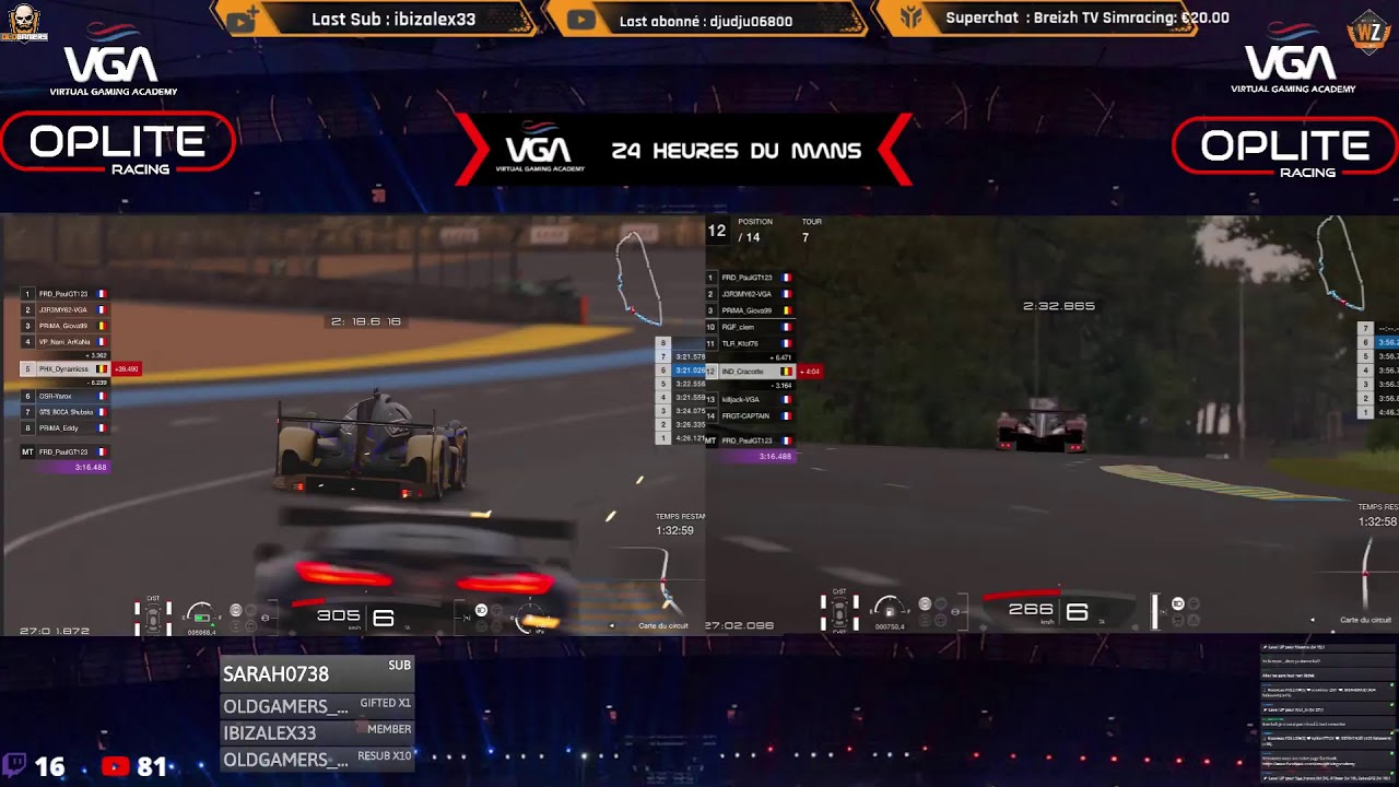 24 Heures du Mans by VGA | Gran Turismo Sport