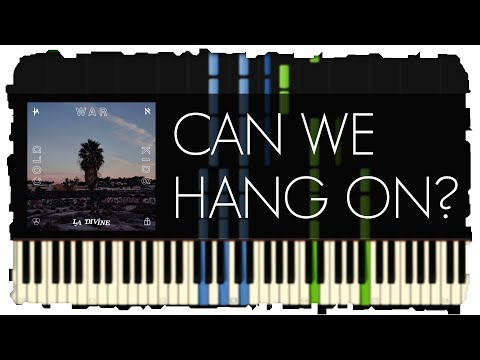 Cold War Kids - Can We Hang On | Piano Tutorial | Synthesia