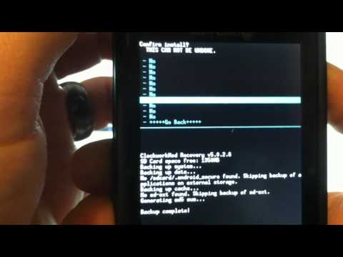 [ADV] Steel Droid 3.0 ROM for Droid 3