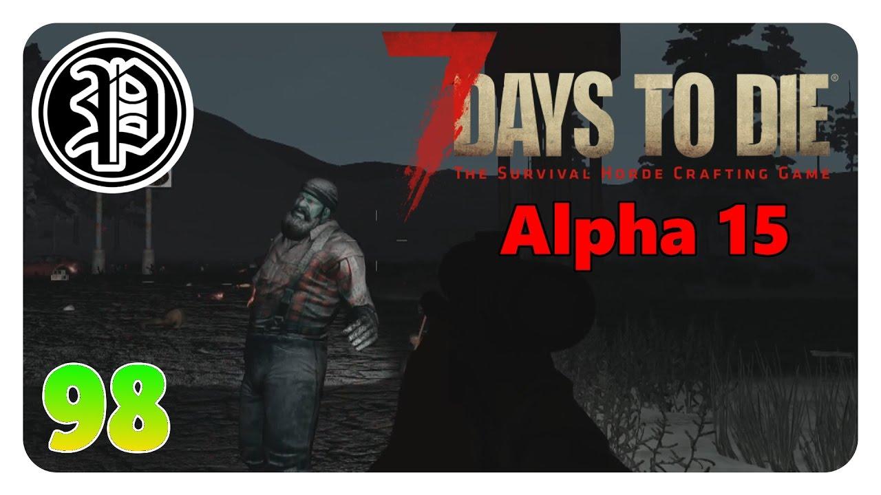7 Days To Die Alpha 15 Deutsch Glucksschwein Pedamos Part 98