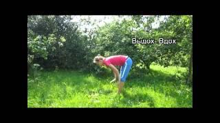 Утренняя йога для начинающих видео