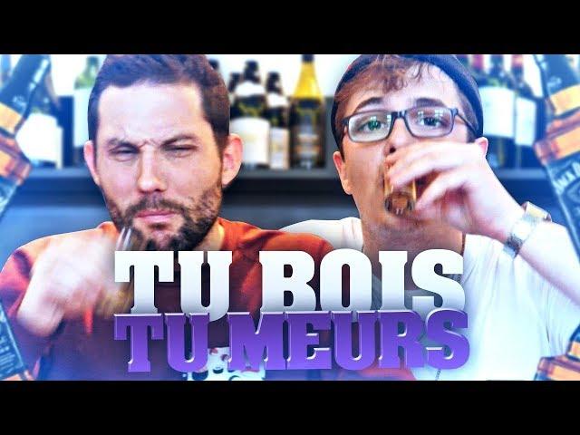 UN JEU D'ALCOOL QUI FINI MAL... Feat. Morgan VS