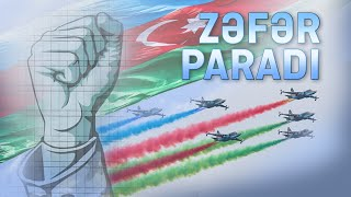 Azerbaijan Victory Parade | 10 December 2020 | Patriotic War