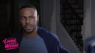 The Cops Question Randal About the Fire | Tyler Perry's If Loving You Is Wrong | OWN