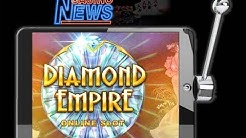 Der Diamond Empire Slot von Microgaming
