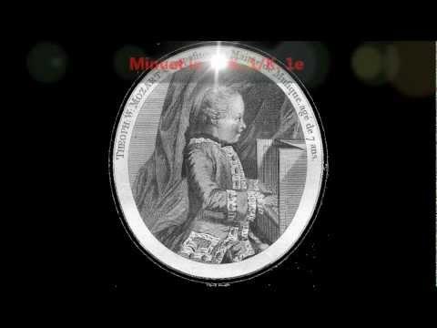 Mozart - Compositions from Notenbuch für Nannerl [Earliest Works]