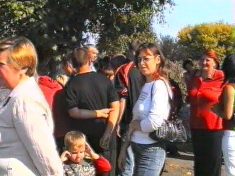 Как это было. День села в Малой Грибановке. Фрагменты. Грибановский район. 2007