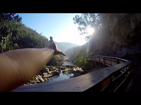 Portugal: Paiva Walkways - Europe´s Leading Tourism Development Project 2017  (World Travel Awards)
