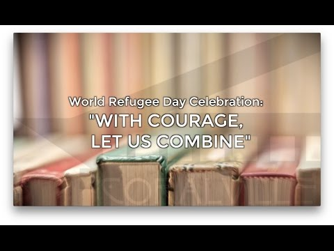 World Refugee Day at the CPL 6/18/16