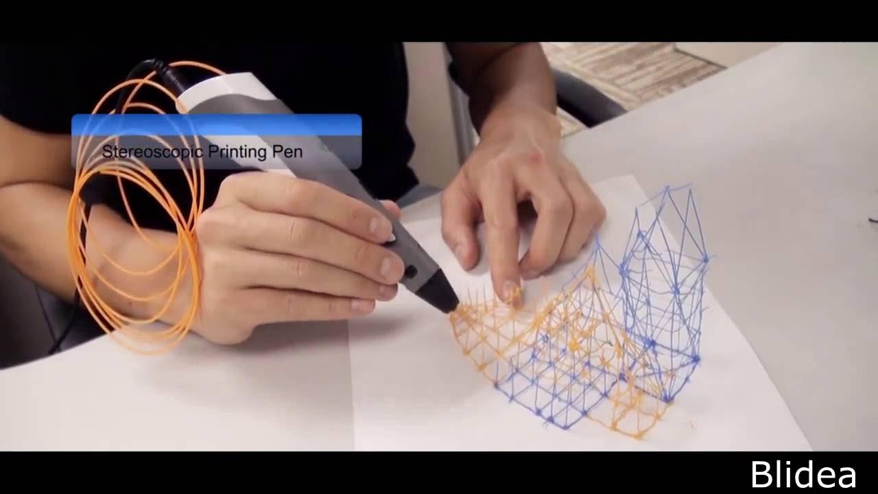 Pluma Impresora 3d Para Principiantes Xd12 Youtube