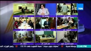 الاستحقاق الثالث - الكاتب الصحفى سليمان جودة ...لم يؤخذ كلام المستشارة تهانى الجبالي على محمل الجد