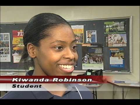 Potomac High Student Named Congressional Page