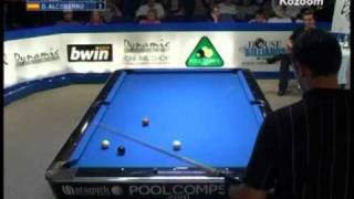 Billiard Video DivX Preview Lely / Alcoberro - 9-Ball Nether