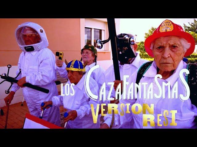 Cazafantasmas. Mejor Video de los Premios Nico