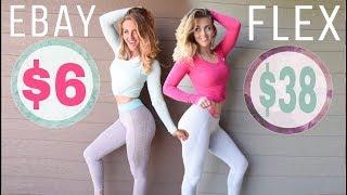$6 eBay GymShark Flex Leggings?? Hit or Miss