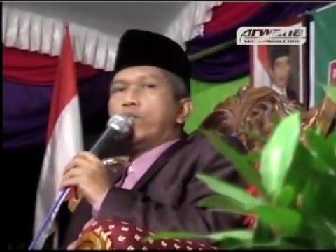 Pengajian Akbar Barsama Bp.KH.MA'RUF ISLAMUDDIN Sragen Part 1