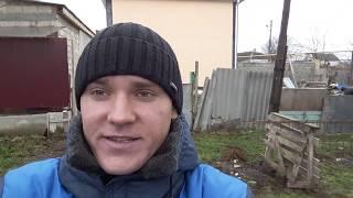 Фундамент в Анапской для Сергея 9.5 на 9.5