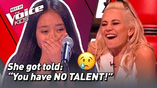 Justine sings STUNNING 'Never Enough' Blind Audition in The Voice Kids UK 2020! 😍