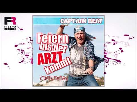 Captain Beat - Feiern Bis Der Arzt Kommt (Tatütata) (Hörprobe)