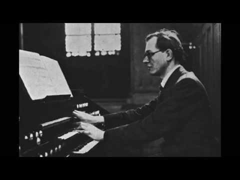 Olivier Messiaen - Diptyque (Jakub Kwintal - organ)