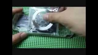 How to Install a UMD Drive on a PSP 2000