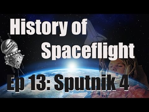 Kerbal Space Program - Ep 13: Sputnik 4 and Vostok K Rocket (Korabl-Sputnik 1)